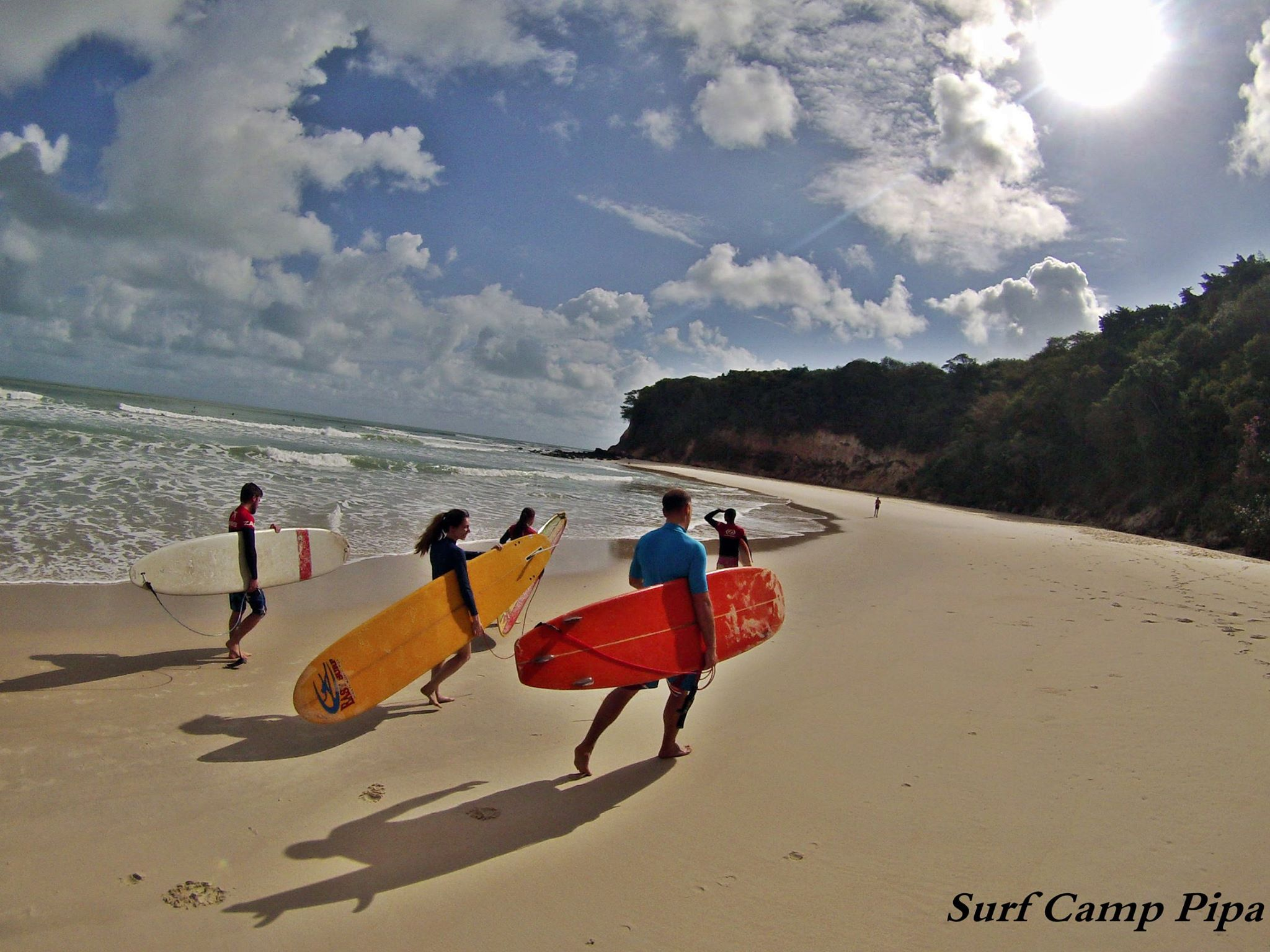 surf school praia da pipa brasil