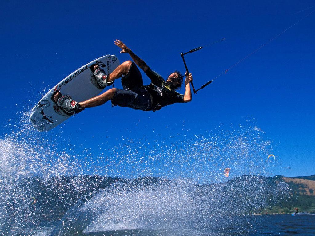 pipa beach kitesurf