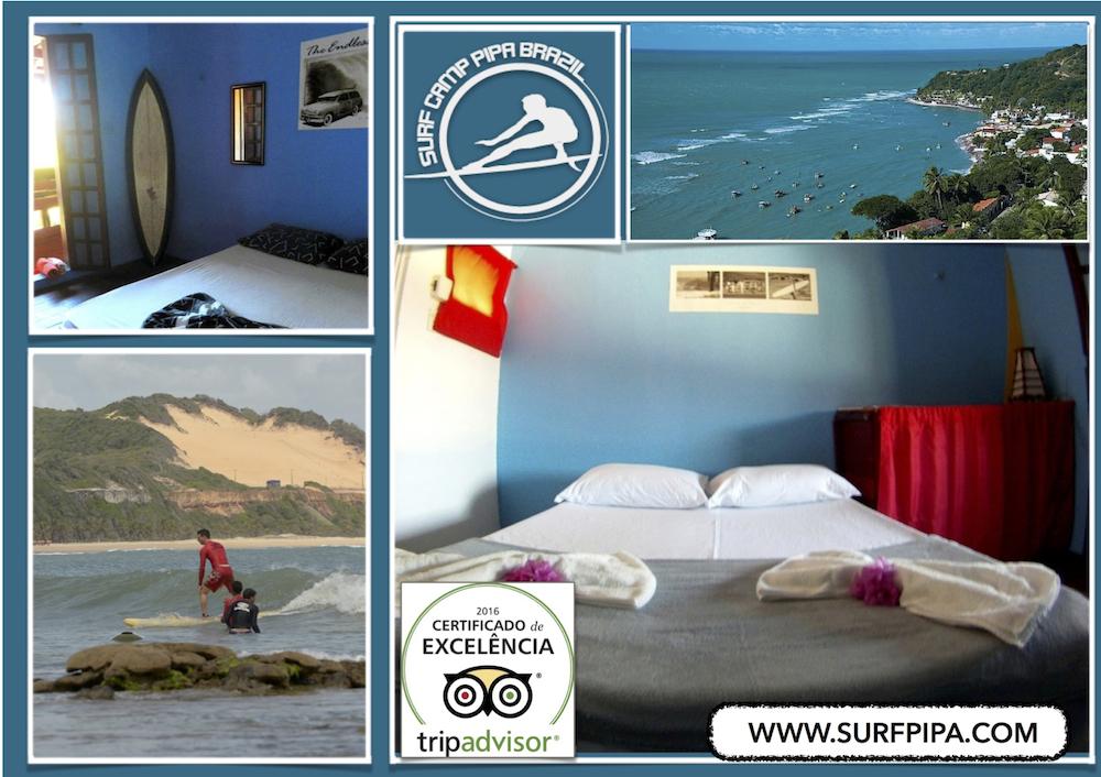 surf house brasil